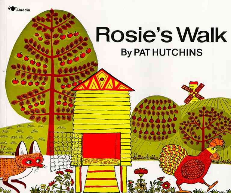 Rosie's Walk By Hutchins, Pat
